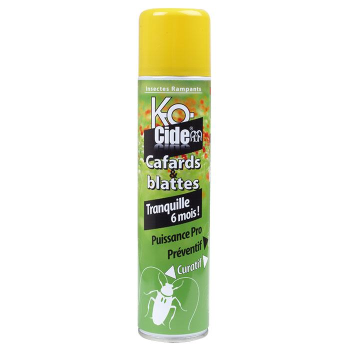 Anti cafards dobol gel anticafards sans poussoir ni - Produit efficace contre les cafards ...